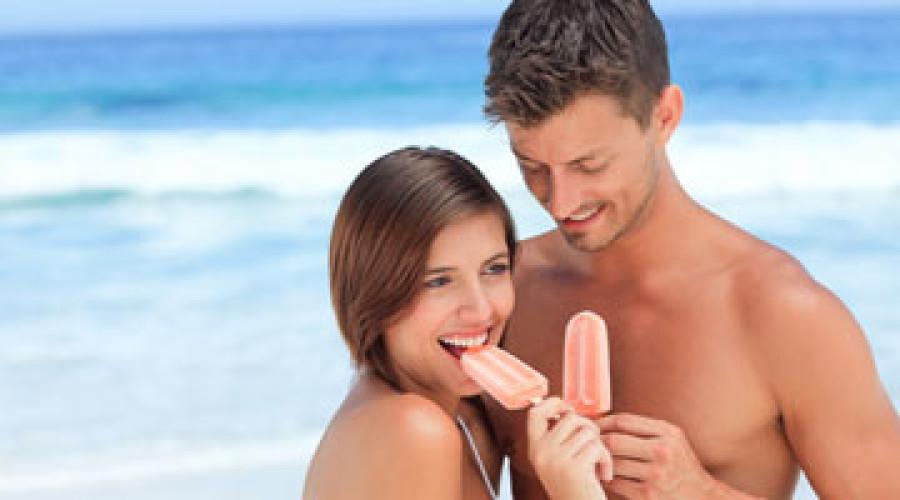 Eiskalt erwischt: Wenn Eis und Säfte unseren Zähnen zu schaffen machen